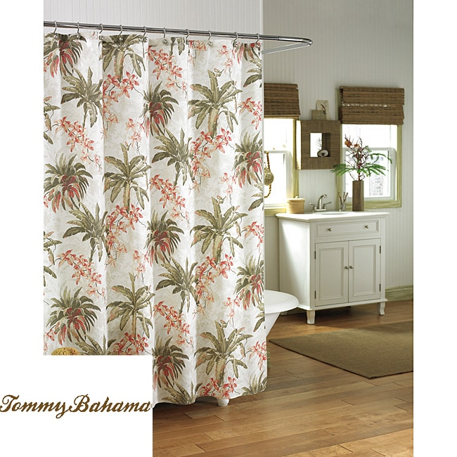 Cove Bathroom Furniture Pack 5 Piece: Shop Tommy Bahama 'Bonny Cove' Shower Curtain