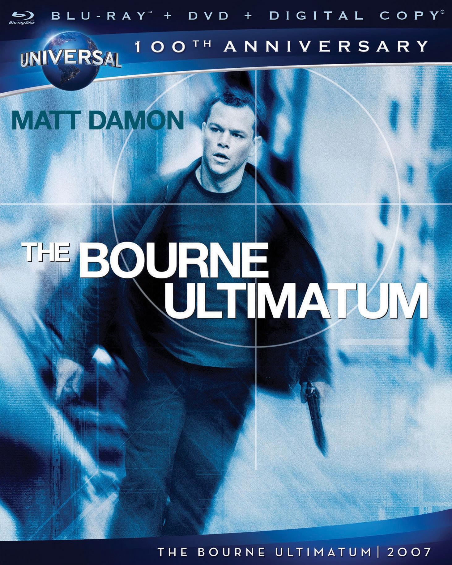 The Bourne Ultimatum (Blu-ray/DVD)