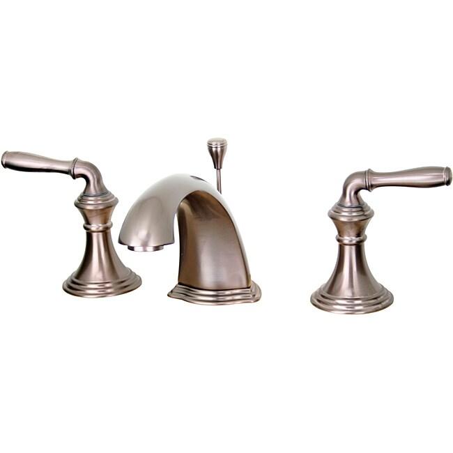 Kohler Devonshire Brazen Bronze Widespread Lavatory Faucet