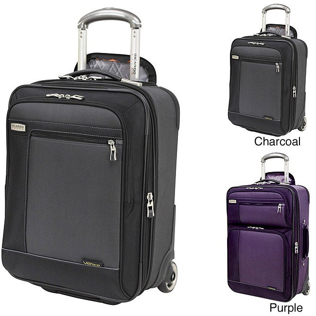 Ricardo Beverly Hills Venice 17-Inch Expandable Carry-On