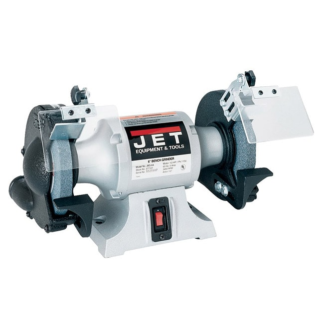 Shop Jet 8 Inch Bench Grinder Free Shipping Today Overstock 6392927