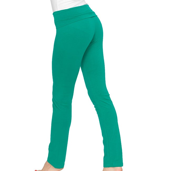 American Apparel Women's Evergreen Spandex Yoga Pants