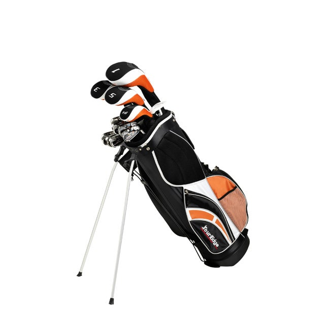 Tour Edge Men's HP11 Complete 17-piece Golf Set