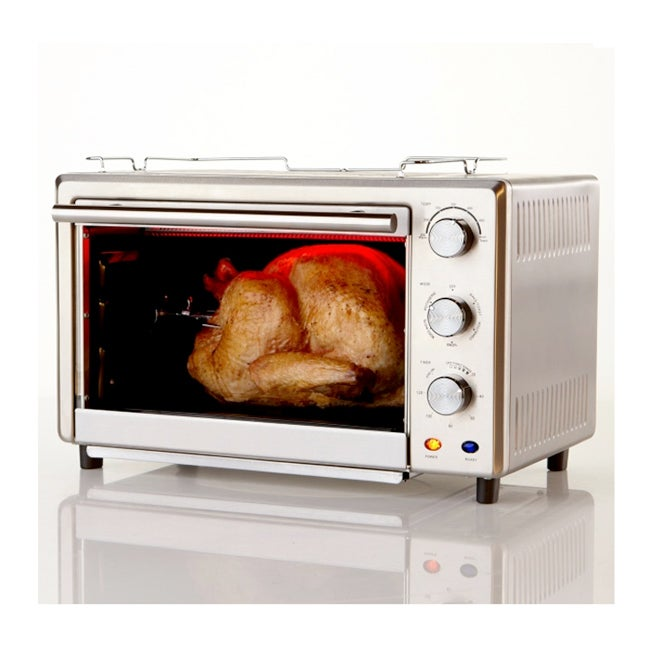 Wolfgang Puck 1500 Watt Convection Oven With Infrared