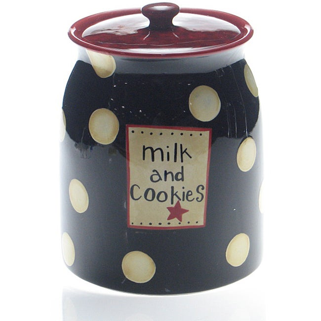 Certified International Family Table 9-inch Cookie Jar