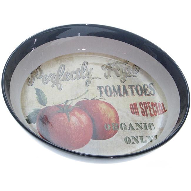 Certified International 'Farm Fresh' Pasta/Serving Bowls