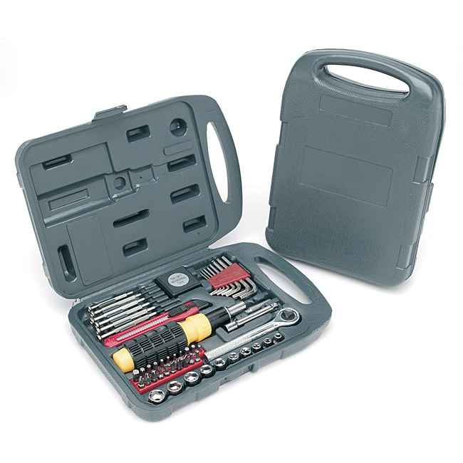 Ruff & Ready 50-piece Tool Kit - Thumbnail 0