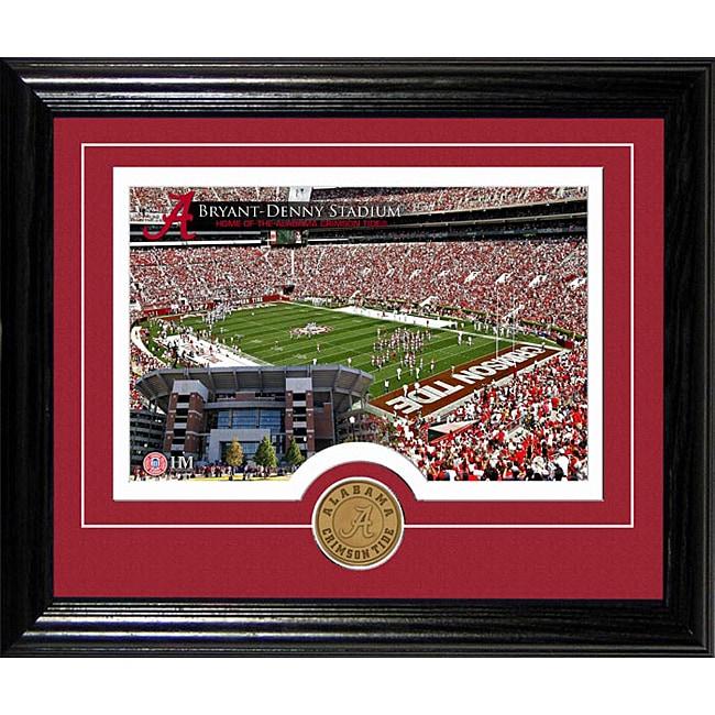 University of Alabama Bryant-Denny Stadium Desktop Photomint