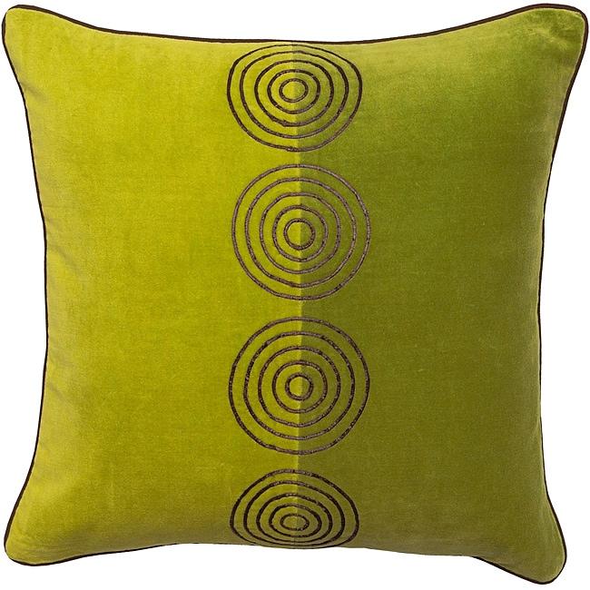 Decoarative Chesterfield Down Pillow