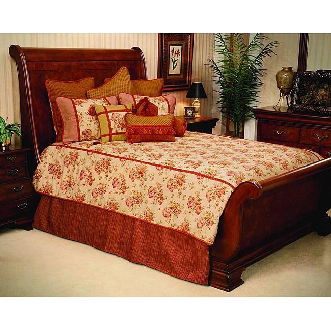 Belvender 7-piece Queen-size Comforter Set