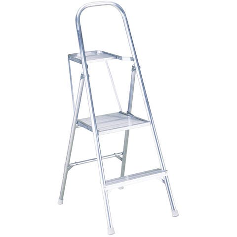 Werner 48-inch Aluminum Platform Ladder