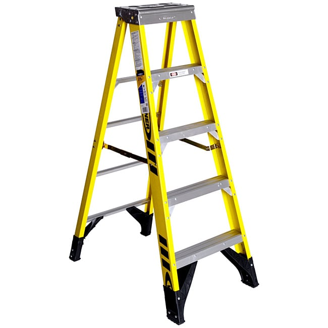 Werner 60-inch Fiberglass Step Ladder
