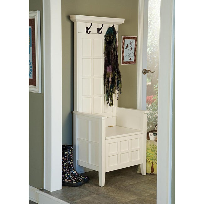 Image Result For Hall Tree With Storage Bench