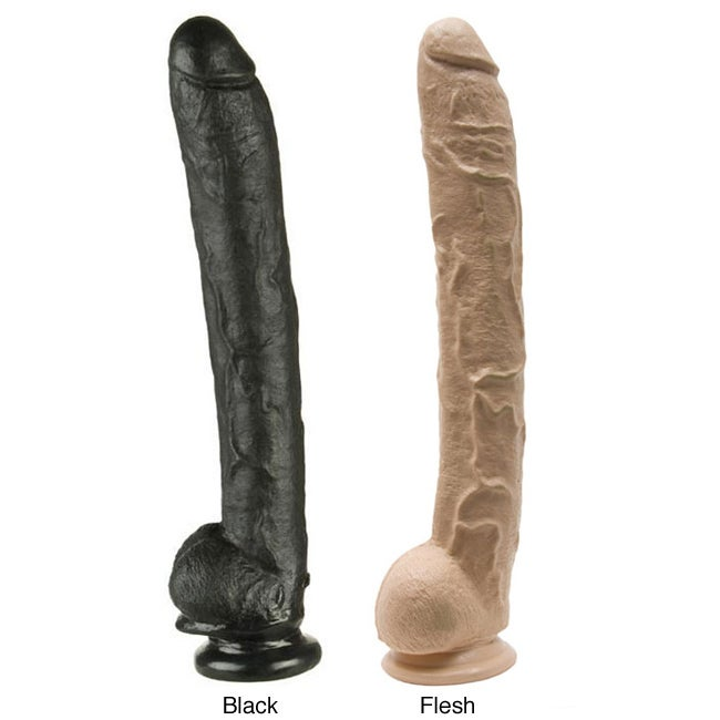 'D*ck Rambone' 15-inch Dildo