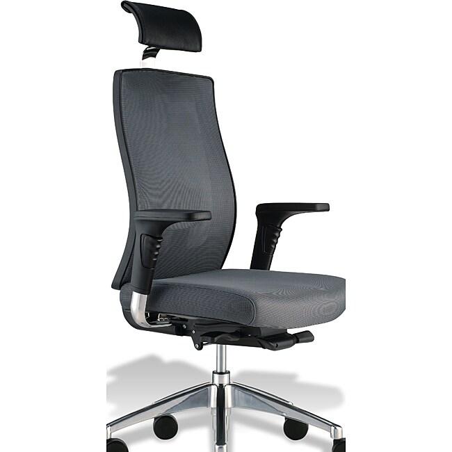 Jesper Office Grey Professional Ergonomic Office Chair