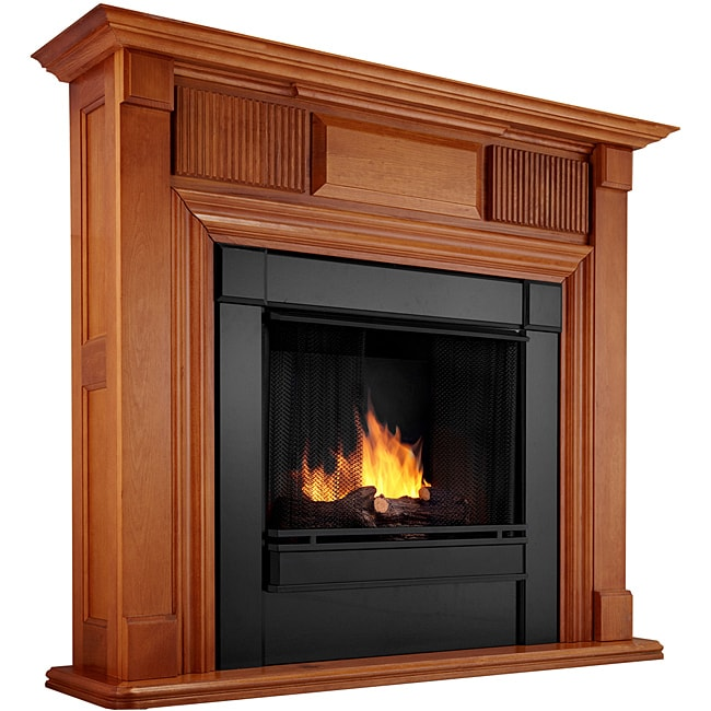 Real Flame 'The Liberty' Gel Fuel Fireplace