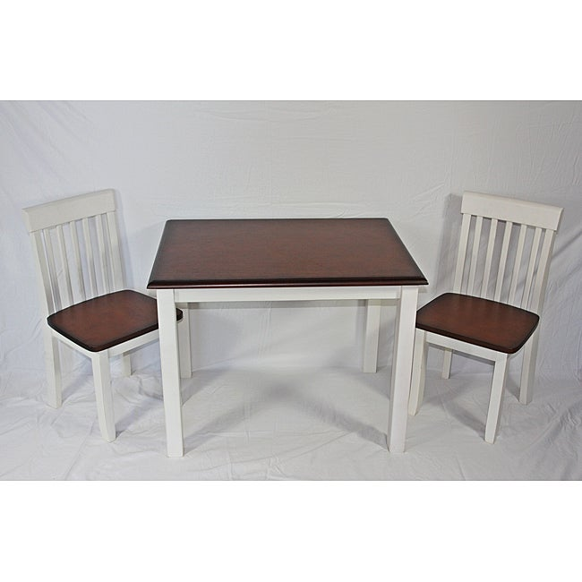 Rona 3-piece Children Table and Chairs Set