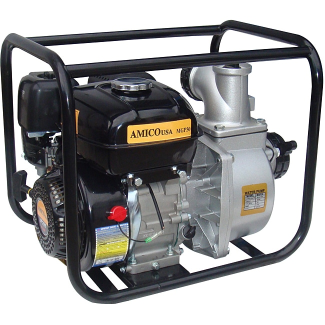 Amico 3-inch Gasoline Water Pump