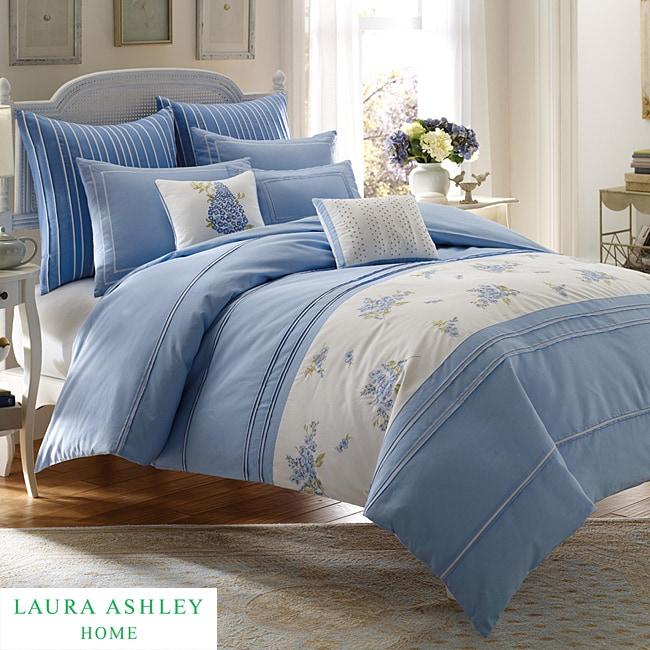 Laura Ashley Emma 3-piece King-size Duvet Cover Set