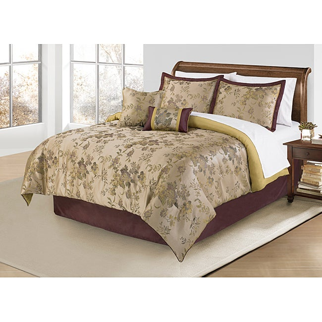 Marcella 6-piece Full/Queen-size Comforter Set