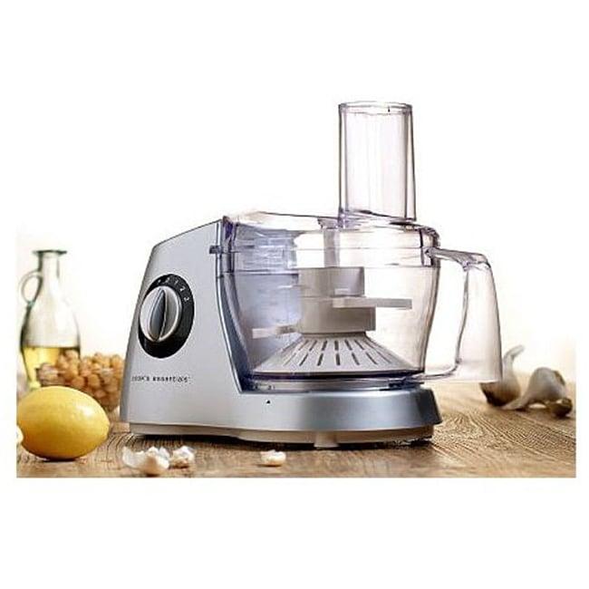 Cooks Essentials 5-Cup 350 Watt Food Processor w/Accessories (Refurbished)