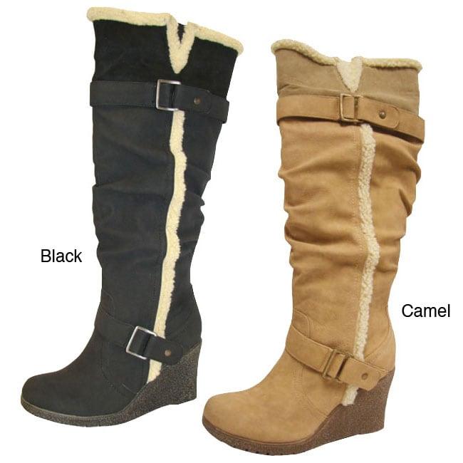 Bucco Women's 'Emina' Knee-high Boot