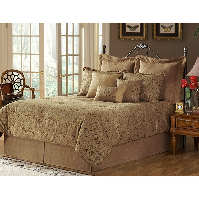 Townsend Deluxe 11-piece California King-size Comforter Set
