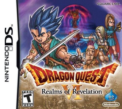 NinDS - Dragon Quest VI