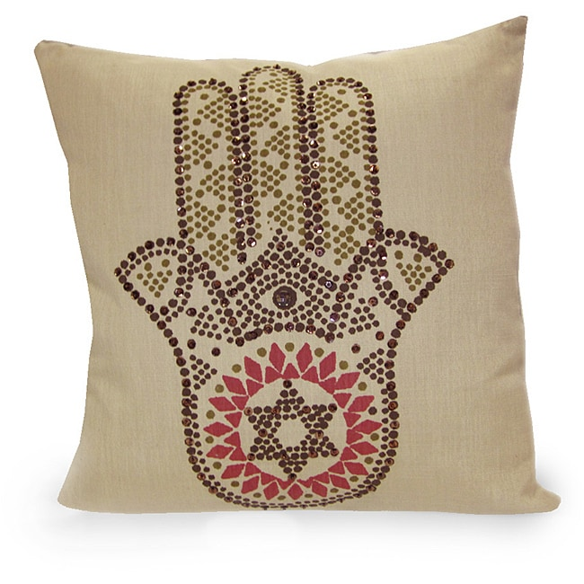 18-inch Buddha Hand Pillow