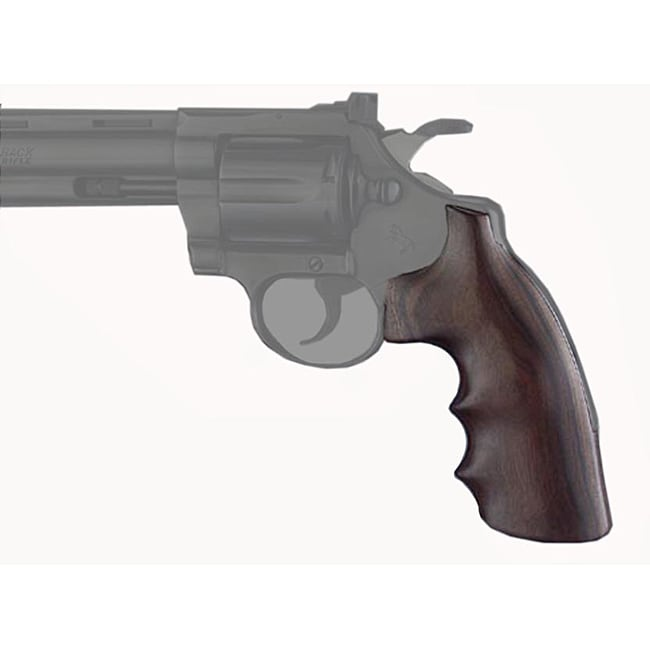 Hogue Colt Diamondback Pau Ferro Wood Grip