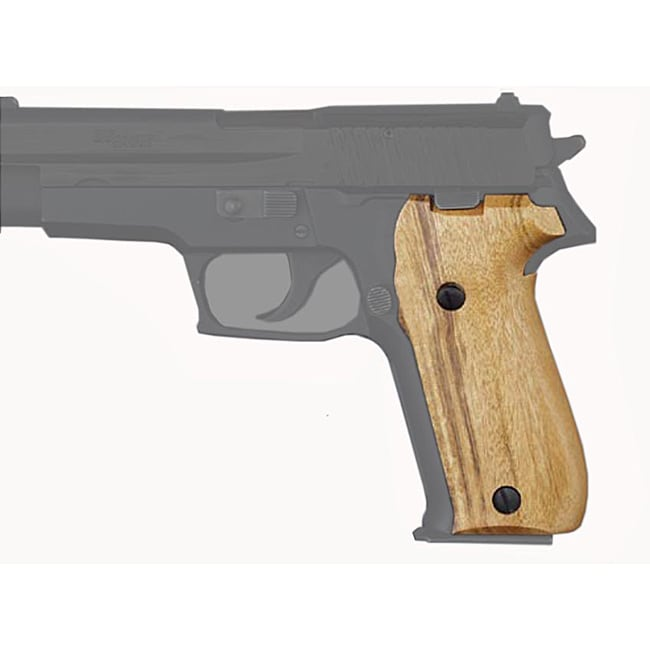 Hogue Sig Sauer P226 Goncalo Alves Wood Grip