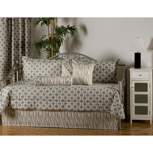 Nordic 7-piece Daybed Comforter Set