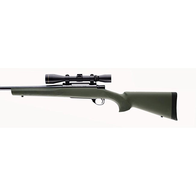 Hogue OD Green Howa 1500/ Weatherby Short Action Rubber Overmold Stock