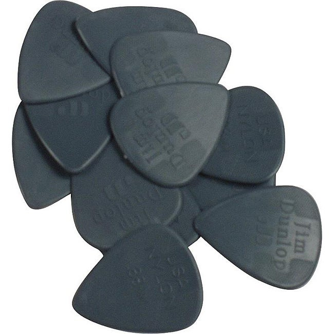 Dunlop 44P.88 Nylon Standard Guitar Picks (Pack of 12)
