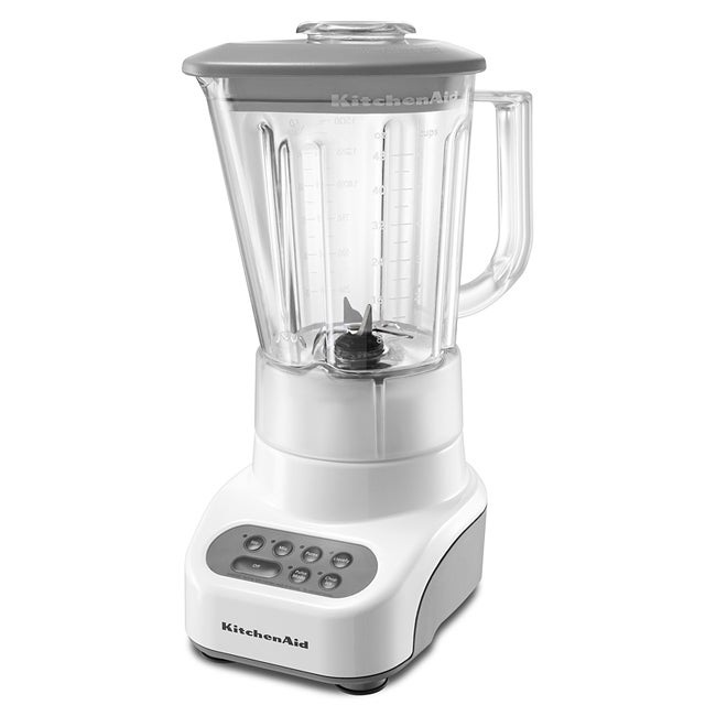 KitchenAid RKSB465WH 4-speed Blender (Refurbished) - Thumbnail 0