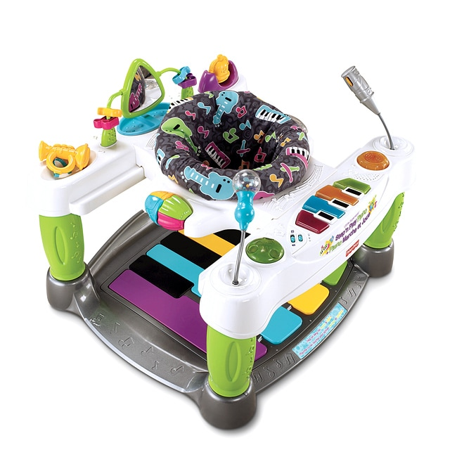 Fisher Price Little Superstar Step N Play Piano Free Shipping Today Overstock Com 14059957