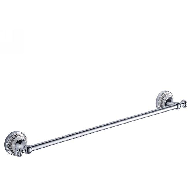 Kraus Apollo Chrome Towel Bar Bathroom Accessory