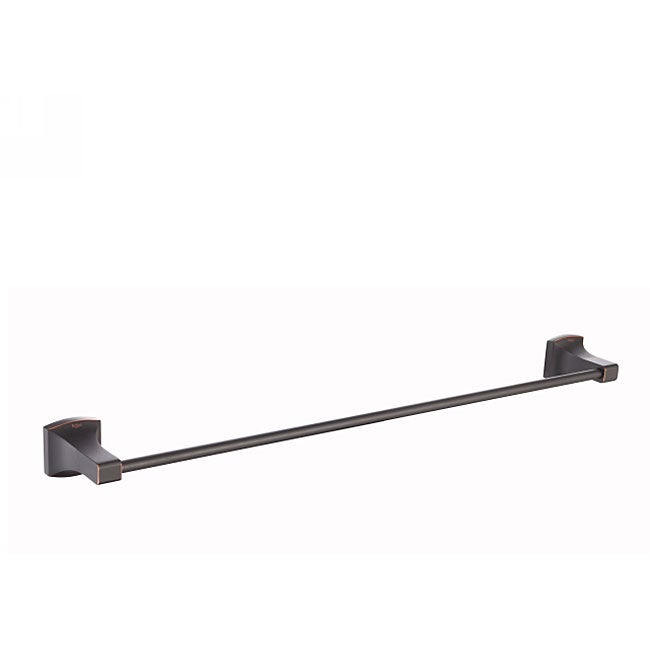 Kraus Fortis Oil Rubbed Bronze Towel Bar 600mm