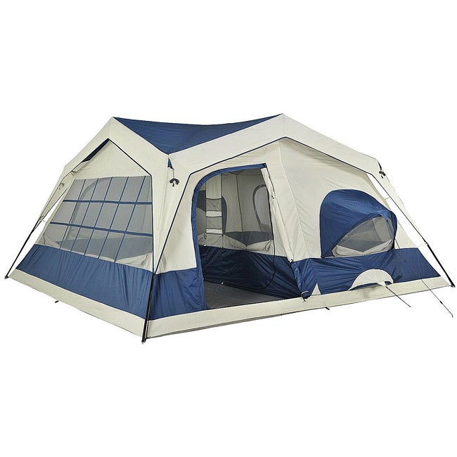 Northpole 12 Person 3 Room 15 X 15 Ft Tent Free Shipping