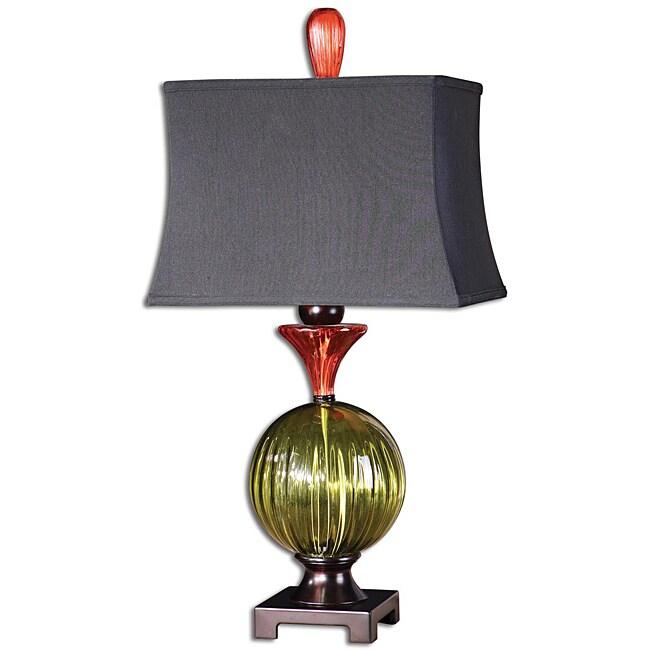 Uttermost Iris Table Lamp