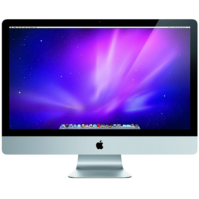 Apple iMac MB953LL/A 2.66Ghz 750GB 27-inch Desktop (Refurbished)