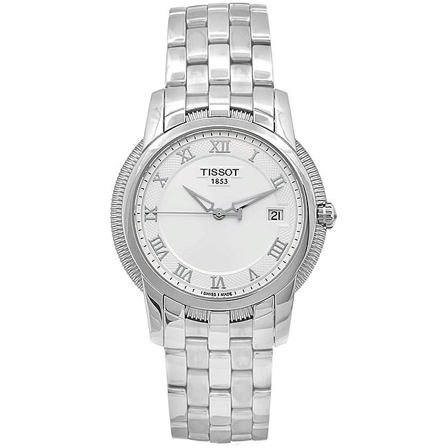 Tissot Men's 'Ballade III' Stainless Steel Watch