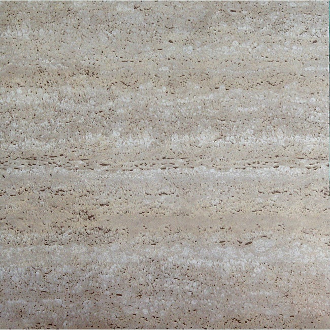 Self-adhesive Travatine 60 Square Feet Marble Look Vinyl