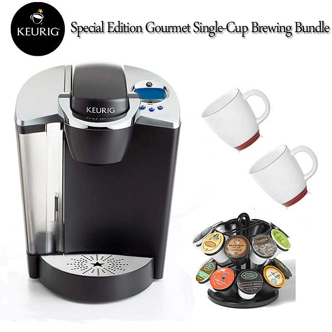 Keurig K65 Special Edition Gourmet Single-Cup Home-Brewing Coffee Maker