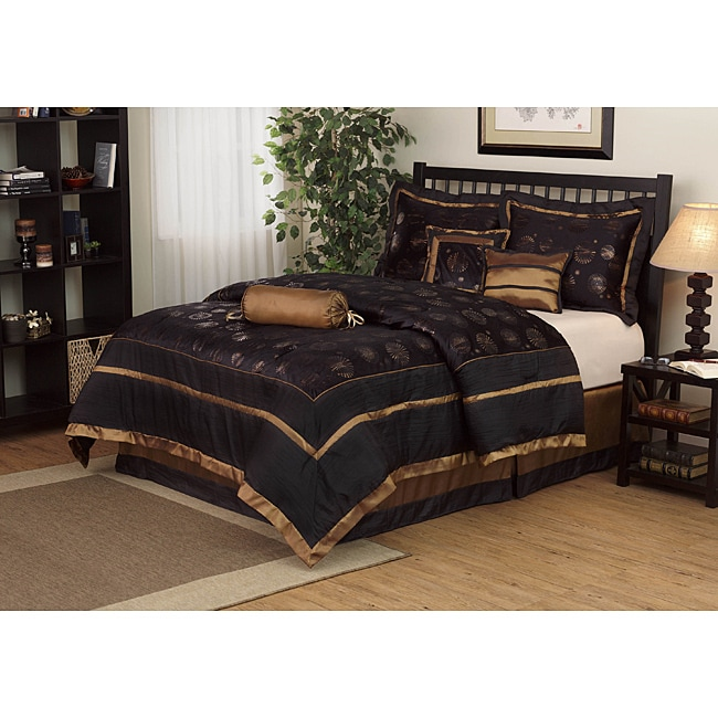Gold And Black Comforter 28 Images Black And Gold Bed Sets Home Design Remodeling Ideas
