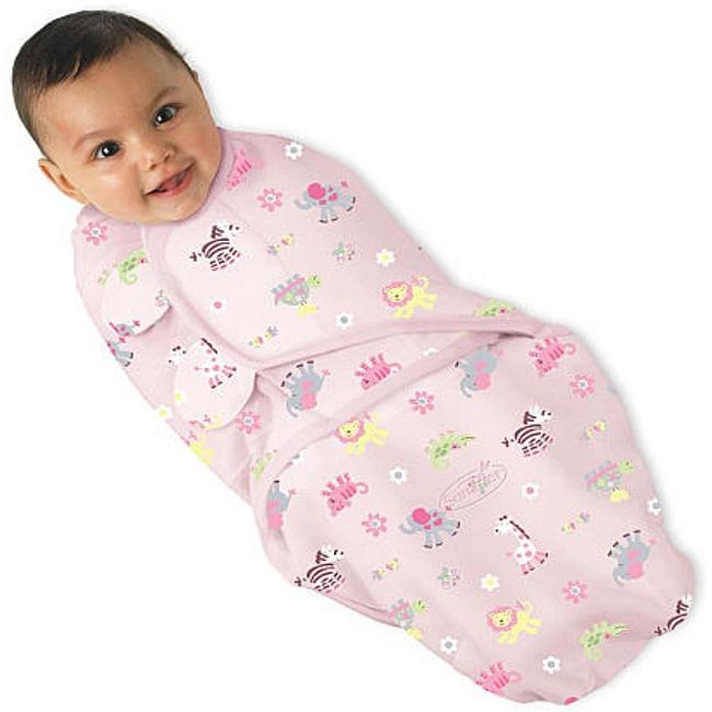 Shop Summer Infant Chick Jungle Small Swaddleme Blanket