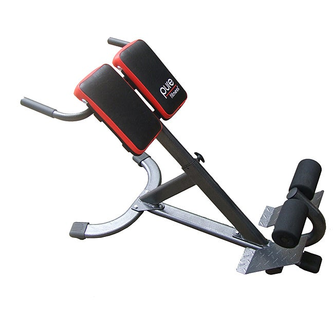 Pure Fitness Hyperextension Bench
