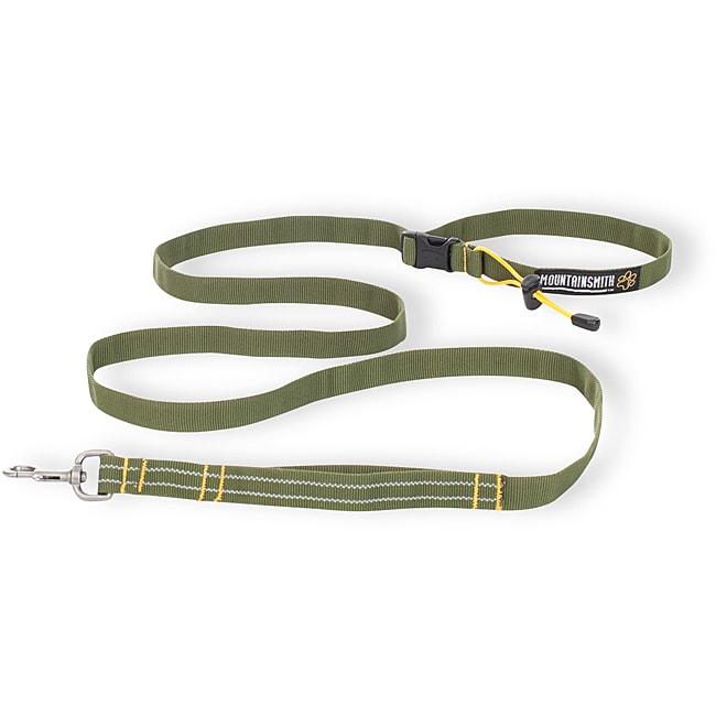 Mountainsmith Durable Clip-in Medium/Large Green K-9 Waist Leash