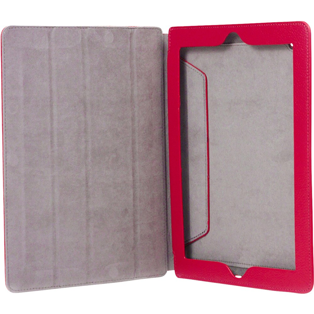 I/OMagic Carrying Case (Folio) for iPad - Magenta