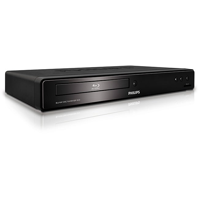Philips BDP3010 Blu-ray Disc Player (Refurbished)